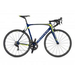 AUTHOR Charisma 77 2020-21 56 modrá/žlutá-neon silniční kolo