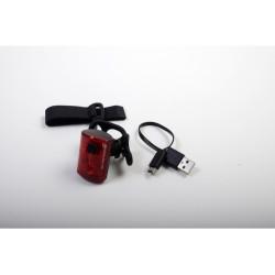 Zadní LED světlo (USB) SRL-01