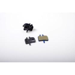 Brzdové destičky (Hayes, Promax) SBP-01